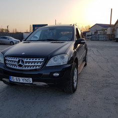 Mercedes Ml320, An Fabricatie: 2007, Motorina/Diesel, 208000 km, 2987 cmc, Clasa M
