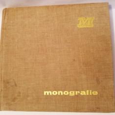 Industria miniera a judetului Cluj - Monografie, 1972
