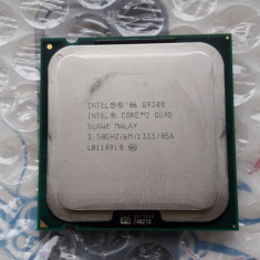 Procesor Intel Core 2 Quad Q9300, 2, 50Ghz, 6Mb CACHE, FSB 1333Mhz - Procesor PC