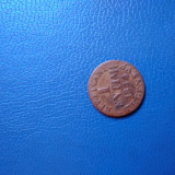 1 centime 1844, Europa