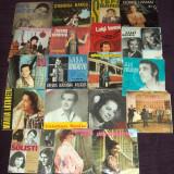 Colectie 87 albume vinil perioada 1966-1984, lot discuri ELECTRECORD