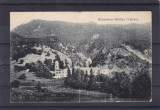 OLTENIA  VALCEA   MANASTIREA   BISTRITA  CIRCULATA 1908