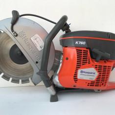 Masina de Taiat Beton Husqvarna K 760 Fabricație 2017 - Motodebitator