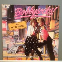 BOBBYSOCKS - BOBBYSOCKS (1986/METRONOME/RFG) - VINIL/Ca NOU (NM) - Muzica Pop