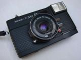 Aparat fotografic marca KONICA C 35 EF P  cu obiectiv Hexanon