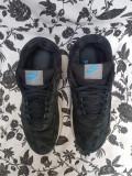 Nike Air Max originali,piele naturala,nr.44-28 cm., Negru, Piele intoarsa