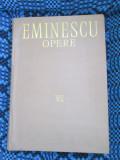 EMINESCU - OPERE VOL VII EDITIA PERPESSICIUS PROZA LITERARA (STARE F. BUNA!)
