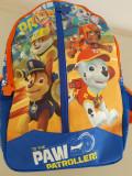 Ghiozdan PAW PATROL - 40 cm - Backpack - Prescolari, Clasele 1-4  ORIGINAL !!!, Unisex, Multicolor