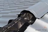Banda de coama GEO VENT - tigla metalica