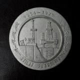Medalie Utilaj petrolier - 1979 - Industrie - Cercetare