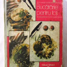 """""""BUCATARIE PENTRU TOTI"""", Dumitru Enache, 1990 - Carte Retete traditionale romanesti"""