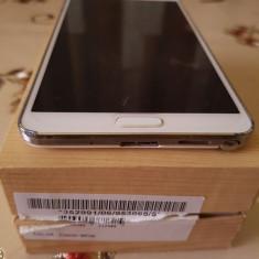 Telefon Note 3 - Telefon mobil Samsung Galaxy Note 3, Alb, 32GB, Neblocat, Single SIM
