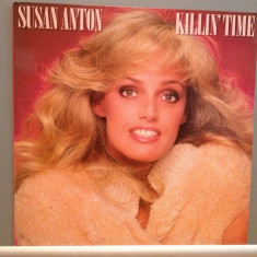 SUSAN ANTON - KILLIN' TIME (1981/WARNER/SPAIN) - disc Vinil/Impecabil (NM) - Muzica Pop