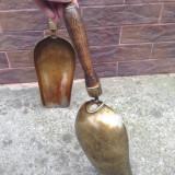 2buc.-Scafa veche din bronz !!!