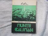 Muntii  Calimani  -  T. Naum