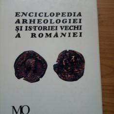 C. Preda - Enciclopedia Arheologiei Si Istoriei Vechi A Romaniei (III) M - Q