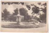 Bnk cp Bucuresti - Bulevardul Republicii - Fantana arteziana - circulata, Printata