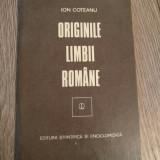 Ion coteanu - originile limbii romane Rd