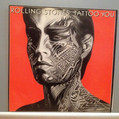 ROLLING STONES - TATTOO YOU (1981/EMI-ELECTROLA/HOLLAND) - Vinil/Impecabil (NM) - Muzica Rock