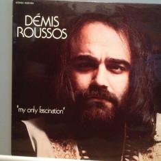 DEMIS ROUSSOS - MY ONLY FASCINATION (1974/PHILIPS/SPAIN) - disc Vinil - Muzica Rock