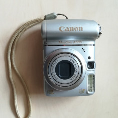 Aparat foto Canon PowerShot A580