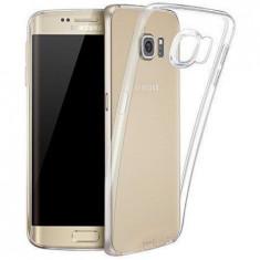 Husa protectie IMPORTGSM pentru Samsung Galaxy S6 Edge (G925), Silicon, Capac Spate, Ultra Slim, Transparenta - Husa laptop