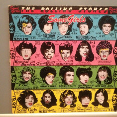 THE ROLLING STONES - SOME GIRLS (1978/EMI-ELECTROLA/RFG) - Vinil/Rock/Vinyl - Muzica Rock