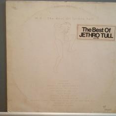 JETHRO TULL - M.U. THE BEST OF (1977/CHRYSALIS/RFG) - Vinil/Vinyl, warner