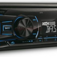 Player auto Alpine UTE-80B, 4x50W, USB, iluminare taste Albastru - CD Player MP3 auto