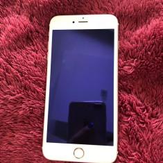 Iphone 6s plus, rose gold, 64 gb - Telefon iPhone Apple, Roz, Neblocat