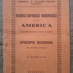 Biserica Ortodoxa Romaneasca din America, Episcopia Misionara - Veniamin Pocitan - Carti ortodoxe