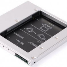 Adaptor HDD Caddy Orico HDD/SSD L127SS - Suport laptop