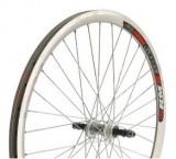Roata bicicleta - 26x1.5-1.75 - spate - Aluminiu dubla - (MTB, 36H, 14G)