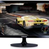 Monitor Gaming TN LED Samsung 24inch LS24D330HSX, Full HD (1920 x 1080), VGA, HDMI, 1 ms (Negru)
