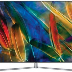 Televizor QLED Samsung 125 cm (49inch) QE49Q7FAM, Ultra HD 4K, Smart TV, WiFi, CI+ - Televizor LED