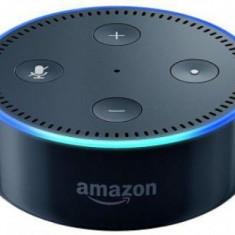 Boxa portabila Amazon Echo Dot 2nd Gen (Neagra)