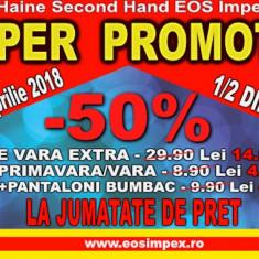 Depozit haine second hand - 50% - SUPER LA JUMATATE DE PRET, Multicolor