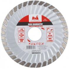 Disc diamantat evotools Turbo ETP, 230 mm