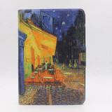 Husa Amazon Kindle Paperwhite + folie protectie display + stylus