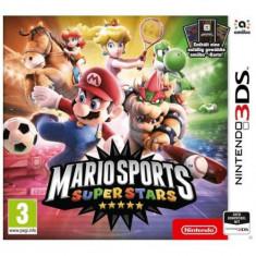 Joc Nintendo MARIO SPORTS SUPERSTARS & 1 AMIIBO CARD pentru 3DS