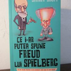 Ce i-ar putea spune Freud Lui Spielberg -Somer Soufi