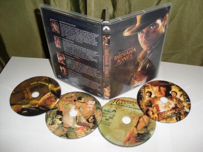 INDIANA JONES 4 DVD foto