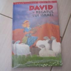 COLECTIA BIBLIA ILUSTRATA PENTRU COPII DAVID SI REGATUL LUI ISRAEL NR 6