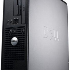 Sistem PC Refurbished Dell OptiPlex 780 (Procesor Intel® Core™2 Duo E7500 (3M Cache, up to 2.93 GHz), Wolfdale, 2GB, 160GB HDD, Intel® GMA 4500)