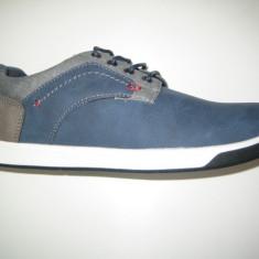 Pantofi barbati WINK;cod FL81917-2;marime:40-45, Marime: 42, 43, 44, Culoare: Albastru, Piele sintetica, Casual