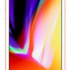 Telefon Mobil Apple iPhone 8, iOS 11, LCD Multi-Touch display 4.7inch, 2GB RAM, 64GB Flash, 12MP, Wi-Fi, 4G, iOS (Gold) - Telefon iPhone