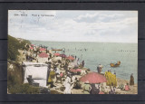 DOBROGEA  TECHIRGHIOL  BAILE  MOVILA  PLAJA  SI  HELIOTERAPIE  CIRCULATA 1931