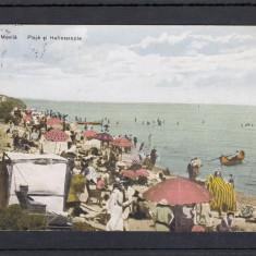 DOBROGEA  TECHIRGHIOL  BAILE  MOVILA  PLAJA  SI  HELIOTERAPIE  CIRCULATA 1931, Printata