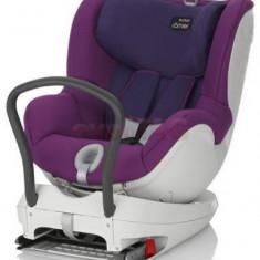 Scaun auto Britax Dualfix Mineral Purple (Mov-Alb) - Scaun auto copii
