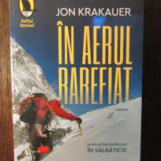 In aerul rarefiat - John Krakauer